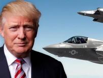 SAVAŞ UÇAĞI - Trump F-35 Programını hedef aldı