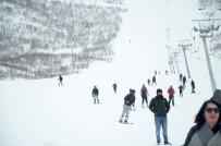 ROJDA - Tunceli'de Kayak Sezonu Açıldı