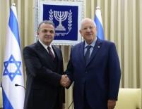 TEL AVIV - Türkiye'nin Tel Aviv Büyükelçisi Ökem Görevine Başladı