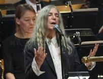 NOBEL EDEBIYAT ÖDÜLÜ - Usta sanatçı şarkının sözlerini unuttu!