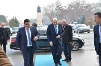 İLYAS ÇAPOĞLU - YÖK Başkanı Prof. Dr. Yekta Saraç, Erzincan'da