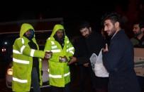 AKSAKAL - AK Parti Gençlik Kolları'ndan Polise Sıcak Çorba İkramı