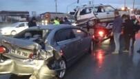 GÜLBEYAZ - Alkollü Sürücü Dehşet Saçtı Açıklaması 3'Ü Çocuk, 7 Yaralı