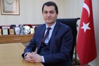 ŞAKIR ÖNER ÖZTÜRK - Artuklu Belediyesine Artuklu Kaymakamı Atandı