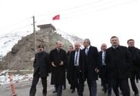 SELAHADDIN - Bakan Soylu'dan Mehmetçik'e Ziyaret