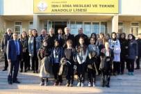 İBN-İ SİNA - Başkan Karaosmanoğlu, 'Aile İle Okulun Kaynaşması Başarıyı Getirir'