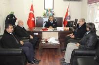 ALI ÖZKAN - Belediye Başkanlarından Polise Karanfilli Destek
