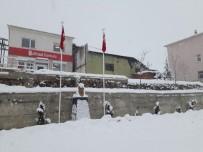 Bingöl Ve Tunceli'de 517 Köy Yolu Ulaşıma Kapandı