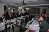 İL EMNİYET MÜDÜRLERİ - Bolu Dağı'nda Kış Tedbirleri Toplantısı Yapıldı