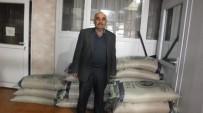 ALİ DUMAN - Burhaniye Ziraat Odası Çiftçilere Tohumluk Dağıttı
