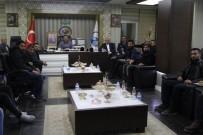 Cihanbeyli'de Akşam Sohbetleri Devam Ediyor