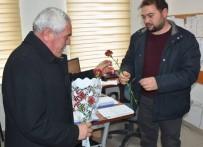 Eskil Belediye Başkanı Alçay'dan Polislere Taziye Ziyareti