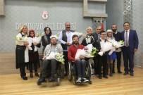 HALDUN DORMEN - Haldun Dormen İle Engellilerin Başarısı Bornova'da