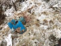 Hazro'da Tuzaklanmış El Yapımı Patlayıcı Bulundu