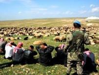 KAÇAK AKARYAKIT - Hudut hattında kaçaklara izin verilmiyor
