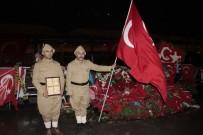 KAYMAKÇı - İstiklal Savaşı Ruhunu Beşiktaş'ta Yaşattılar