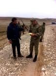 SİLAH RUHSATI - Jandarma Avcıları Denetledi