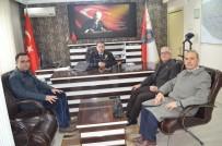 KASıRGA - Kula'da Siyasi Parti Başkanlarından Emniyete Ziyaret