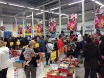 BULGAR - Mağazalarda Noel Çılgınlığı