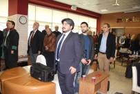 ADLIYE SARAYı - Mersin Barosu'ndan İstanbul Şehitleri İçin Saygı Duruşu