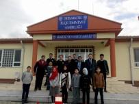 ÖĞRENCİ MECLİSİ - Öğrencilerden Polislere 'Başsağlığı Ve Geçmiş Olsun' Ziyareti