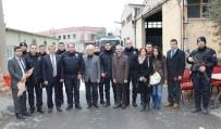TÜRK SAĞLıK SEN - Sağlıkçılar Polisin Yanında