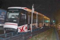 YERLİ TRAMVAY - Samsun Üçüncü Yerli Tramvayına Kavuştu