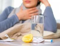 TIBBİ DESTEK - Soğuk değil mikroplar hasta ediyor!