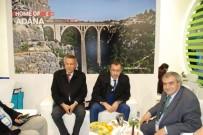 İSMAİL HAKKI ERTAŞ - Travel Turkey İzmir Fuarı'nda Adana Rüzgarı