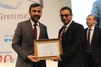 TRAKYA BÖLGESİ - TREDAŞ'ın Çevreye Duyarlı Projesine, 'Arge Ve İnovasyon' Ödülü