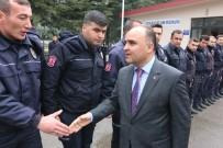 ŞEHMUS GÜNAYDıN - Vali Günaydın'dan Polise Destek Ziyareti