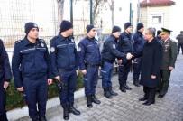 Vali Tapsız'dan Çevik Kuvvet Şube Müdürlüğüne Ziyaret