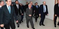İLYAS ÇAPOĞLU - YÖK Başkanı PROF. DR. M. A. Yekta Saraç, ETÜ'yü Ziyaret Etti