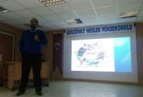 MURAT ÇELIK - Adilcevaz 'Vergi Bilinci' Konferansı