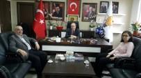BEKİR KILIÇ - AK Parti Çorum İl Başkanı Mehmet Karadağ;