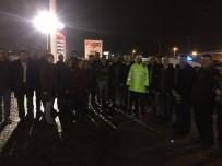 AK Parti Merkez İlçe Yönetimi Polisleri Ziyaret Etti