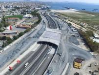 HIZ KONTROLÜ - Avrasya Tüneli açılışa hazırlanıyor!