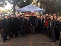 MUSTAFA KARACA - Aydın MHP Şehitler İçin Lokma Döktürdü, Polislere Taziye Ziyaretinde Bulundu