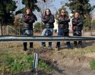 MOTOSİKLETÇİ - Aydınlı Motorcular Motosiklet Dostu Bariyer İstiyor