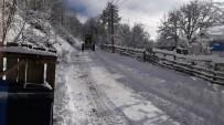 Bartın'da 41 Köy Yolu Ulaşıma Kapalı