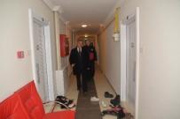 ÖĞRENCİ YURTLARI - Bilecik'te Öğrenci Yurtlarında Ve Apartlarda Denetim