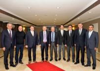 VEZIRHAN - Bilecik Valisi Belediye Başkanlarıyla Buluştu