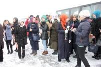 GÖKÇELI - Bozok Üniversitesi Öğrencileri Polislere Çorba İkramında Bulundu