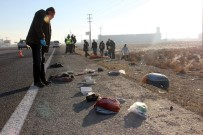TIR ŞOFÖRÜ - Çarparak Ölümüne Sebep Olduğu Genci 'Çöp' Sanmış