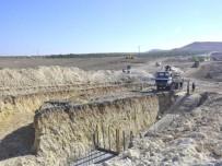 KATI ATIK BERTARAF TESİSİ - Çöp Aktarım Tesisinde Çalışmalar Hızlandı