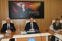 TRAFİK GÜVENLİĞİ - Düzce'de Kış Tedbirleri Toplantısı Yapıldı
