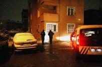 LÜTFİ KIRDAR - Evde Başlayan Sözlü Tartışma Kanlı Bitti Açıklaması 1 Kişi Öldü, 2 Yabancı Uyruklu Kadın Ağır Yaraladı