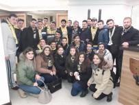 KIRKLARELİSPOR - Fenerbahçeli Taraftarlardan Osmanlıspor'a Sürpriz Ziyaret