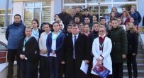MURAT BOZ - Hemşire Ve Sağlık Çalışanlarından Murat Boz'un Oynadığı Filme Tepki