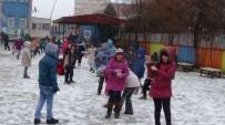ALIBEYKÖY - Iğdır'da Kar Yağışı
